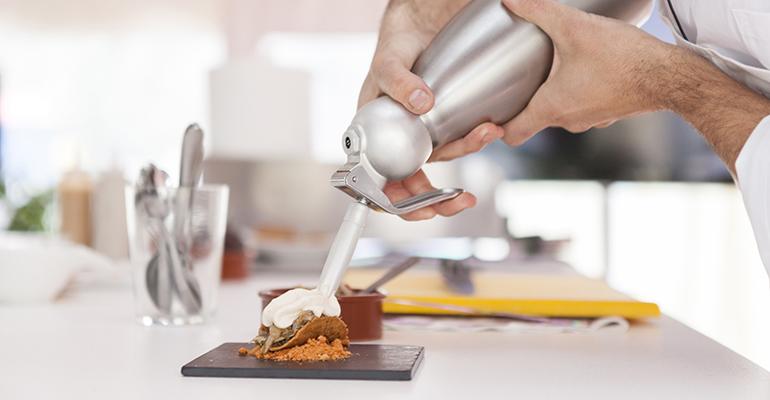 El congreso de alta cocina en miniatura vuelve en febrero for Tecnicas de alta cocina