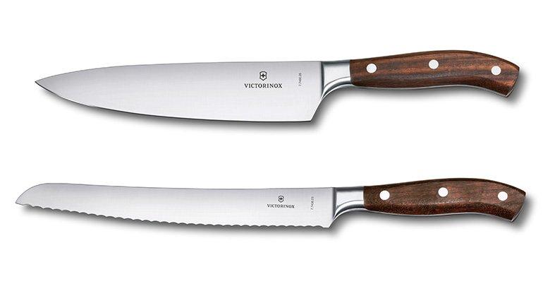 Cortes limpios con los nuevos cuchillos ergon micos de for Cuchillos carne mesa