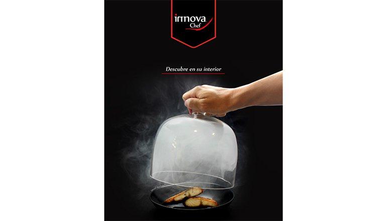 Innova chef crea m s de 100 productos para aperitivos for Articulos de chef