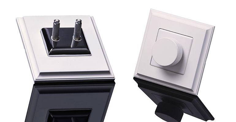 Interruptores y mecanismos de dise o industrial infohoreca - Interruptores de diseno ...