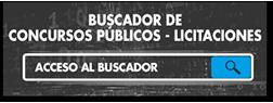 Buscador de Concursos Públicos - Licitaciones