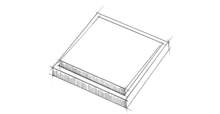 Mecanismos LS 990 Jung boceto