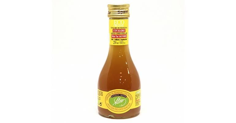 Vinagre de manzana ecologico con madre 250