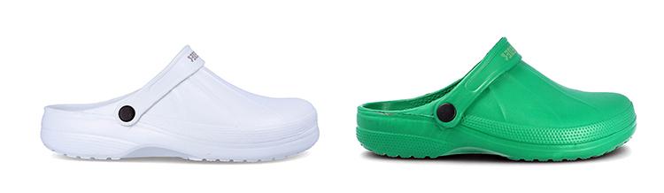 Paredes Seguridad dona todo su stock de calzado hospitalario para contribuir en la lucha contra el COVID-19