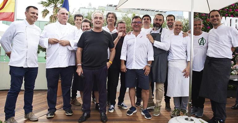 World's 50 Best Restaurants ANIVERSARIO