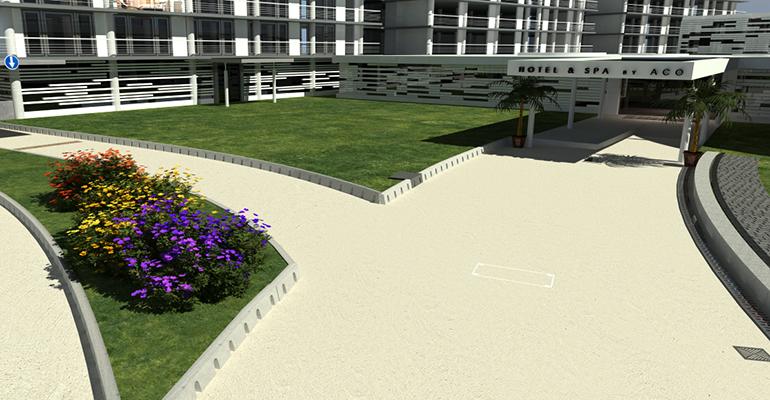 Hotel&SPA by ACO -acceso