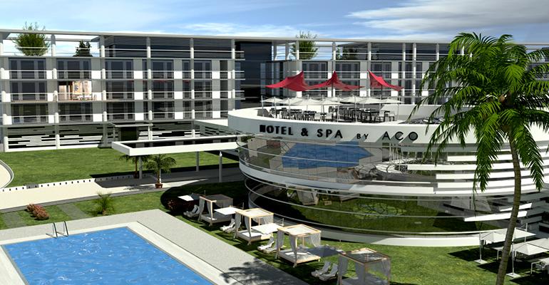 Hotel&SPA by ACO -vistageneral