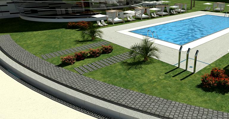 Hotel&SPA by ACO - piscina exterior