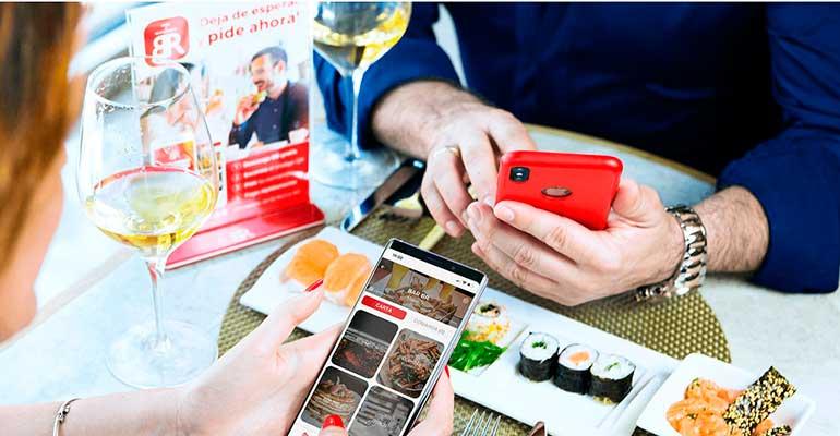 La app BR para pagar sin esperas se presenta en Fitur