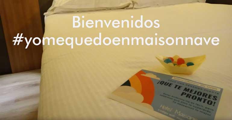 Altro suelos hotel medicalizado en Pamplona