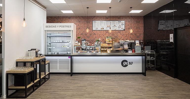 Compass Group actualiza sus instalaciones con un espacio multifuncional