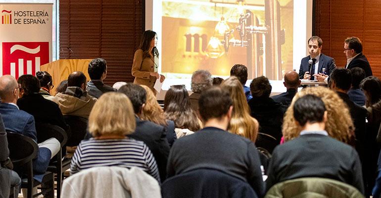 Presentación Anuario Hostelería de España