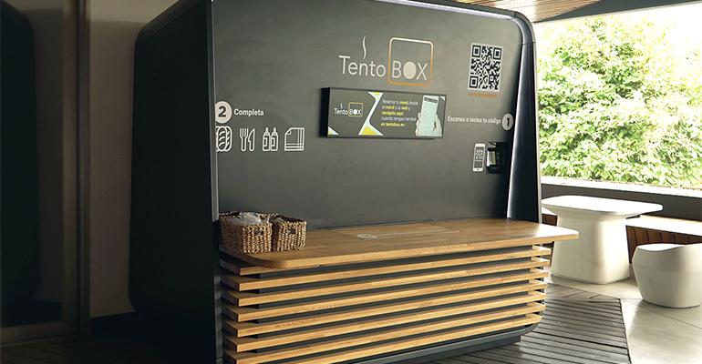 """""""TentoBOX"""", el primer restaurante 4.0 del mercado"""