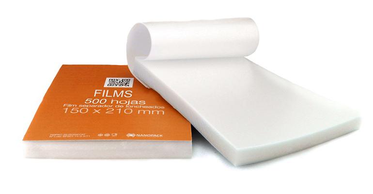 BLOCS CRISTAL  film separador