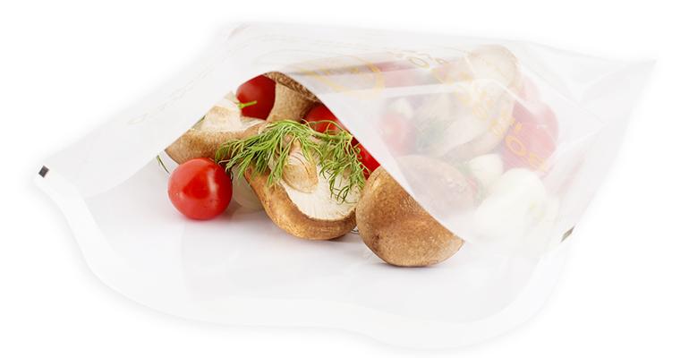 bolsas BOSSCOOK para cocinar al vapor al horno y al microondas