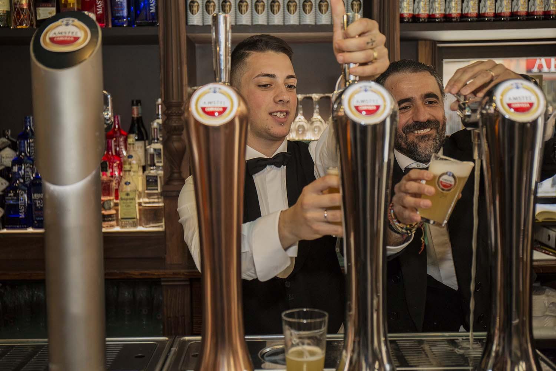 #FuerzaBar provee de cerveza a los bares para cuando cese el estado de alarma