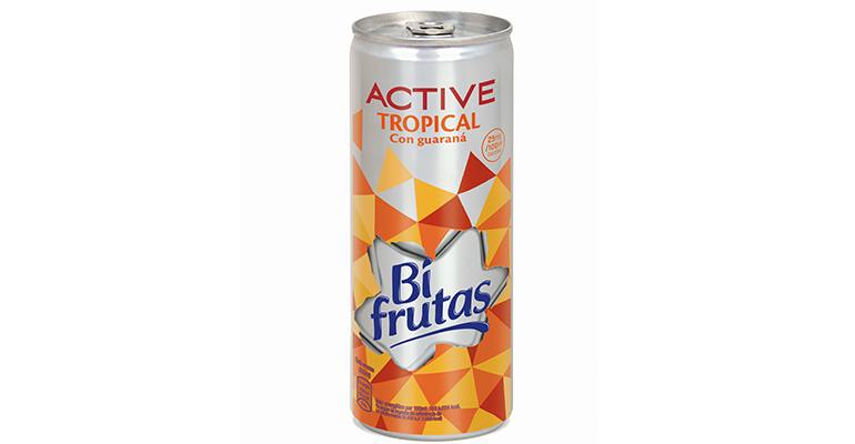 Bifrutas active bebida en lata