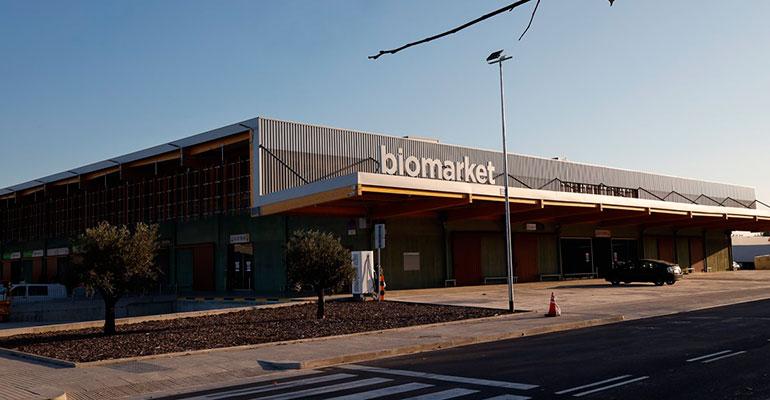 Mercabarna abre Biomarket, el primer mercado mayorista de alimentos ecológicos