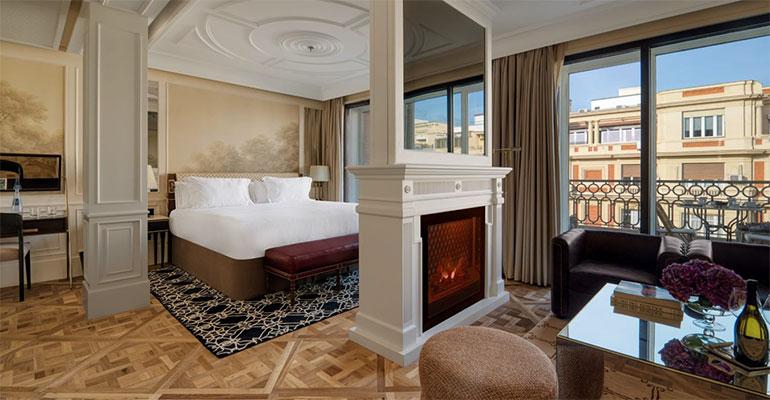 Bless Hotel Madrid prepara su reapertura a finales de noviembre