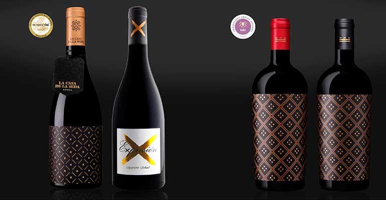 Los vinos bobal de Murviedro son oro en Alemania y EE UU