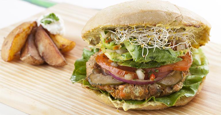 Burger wakawaka de VivaBurguer