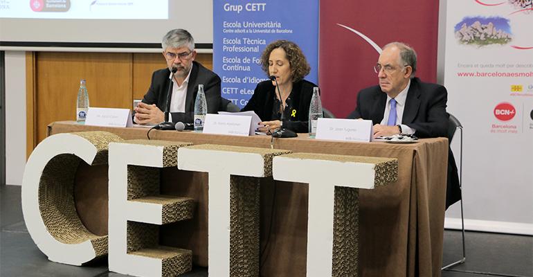 Apertura del congreso sobre smart tourism en CETT