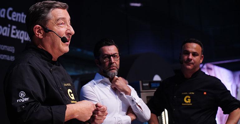 Chefs en Gastrónoma 2019
