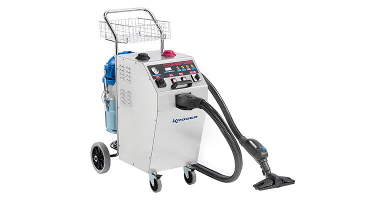 Generador de vapor, limpia y desinfecta