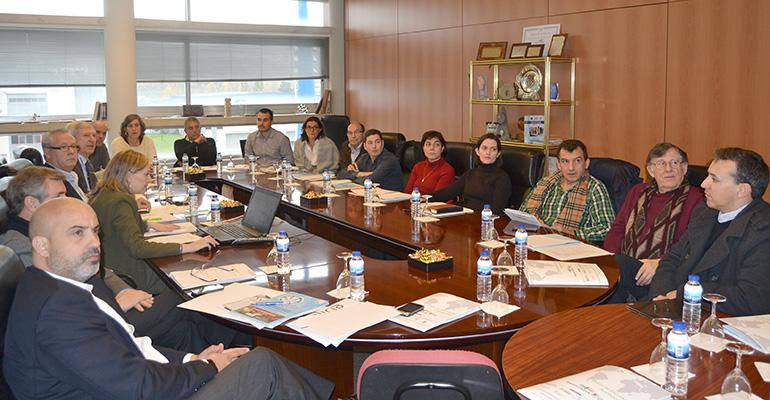 Comité asesor de Xantar 2016