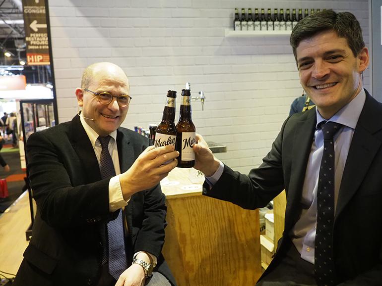 Calidad Pascual y Grupo Ágora amplían su acuerdo de colaboración para distribuir la marca de cerveza Marlen