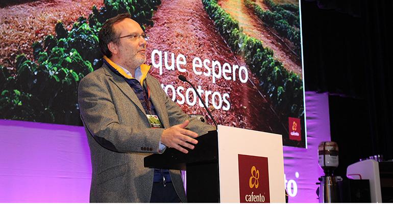 Carlos Manuel Rodríguez Peláez, consejero delegado de Cafento.