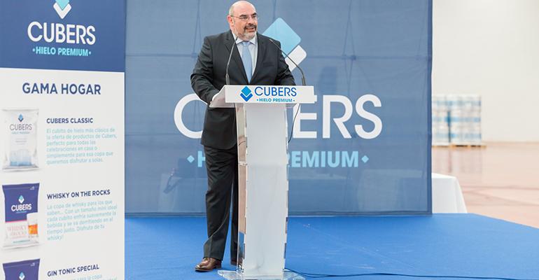 Carlos Ramírez, director general de Cubers