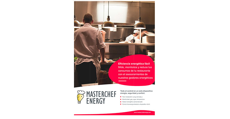 Catálogo MasterChef energy