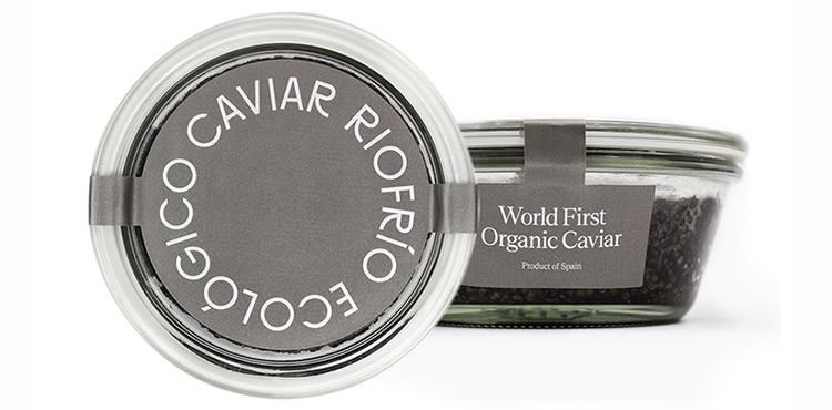 Caviar ecológico