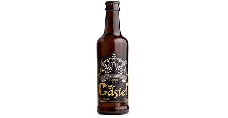 cerveza castel