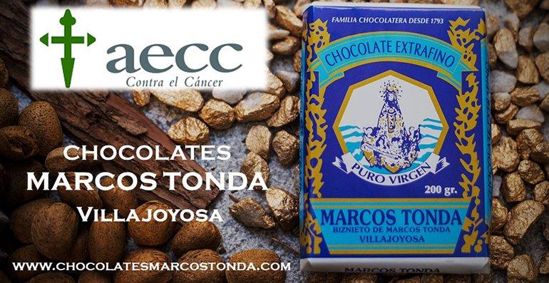 Chocolates Marcos Tonda