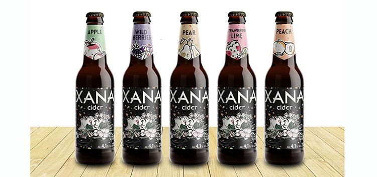 Xana Cider: Bodegas Mayador lanza esta primavera su producto más innovador