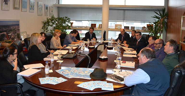 Comité asesor Cantar 2015