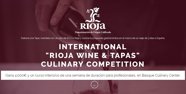concurso rioja wine and tapas