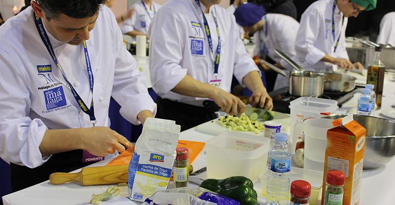 concurso jóvenes chef H&T Málaga