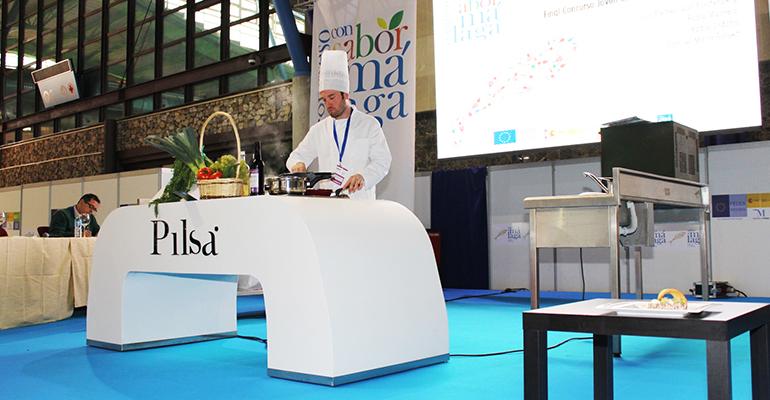 Concurso joven chef Sabor a Málaga