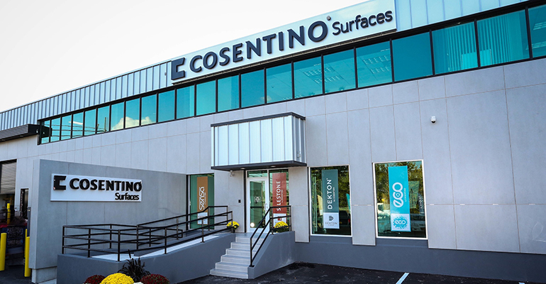 Cosentino Center en Long Island, EE UU