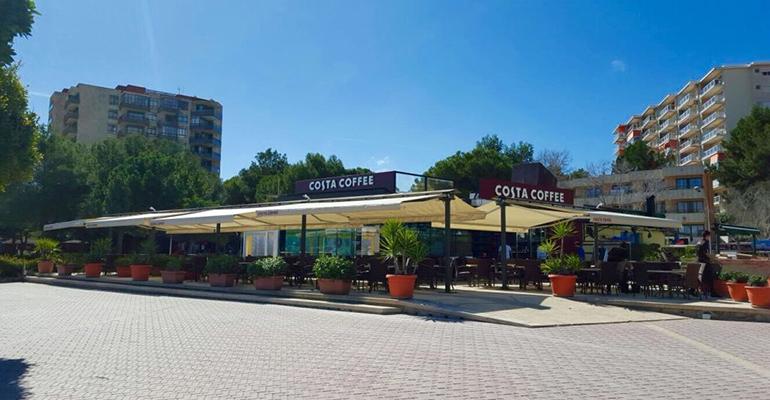 Costa Coffee Palmanova, en Calvià