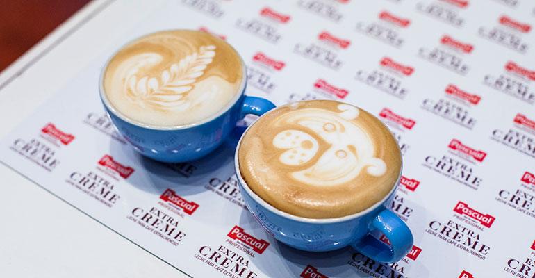 Creaciones con Latte Art