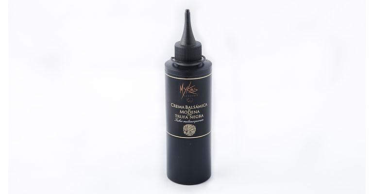 Crema balsámica de trufa negra