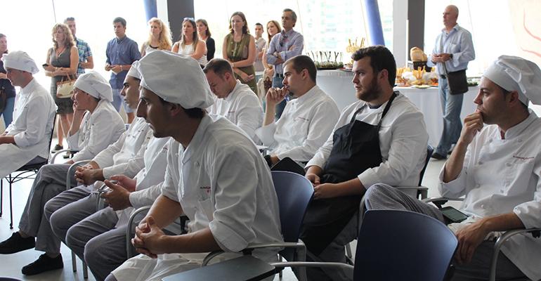 Curso catering Taberna de alabardero