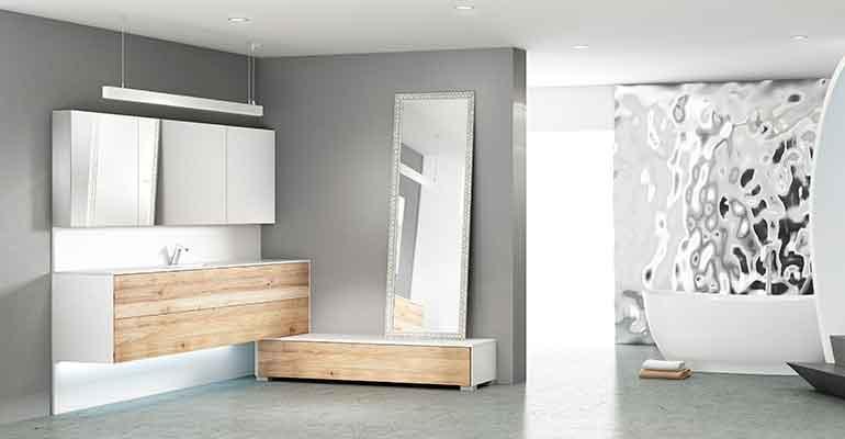 Nofer amplía su catálogo con el mobiliario para baño de Decosan