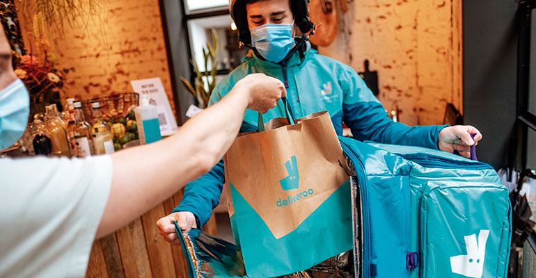 Deliveroo restaurantes