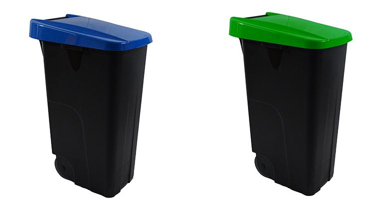 Denox contenedores clasificación residuos