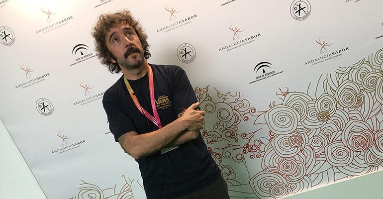 Diego Guerrero en Andalucía Sabor 2017